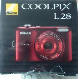 Nicon kamera