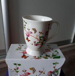 Набор из двух чайных чашек