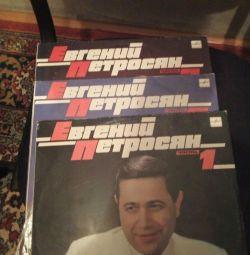 Petrosyan 3 konseri ve çeşitli şovlar