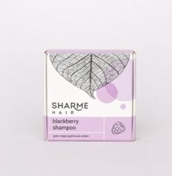 Hard Shampoo ,, Blackberry