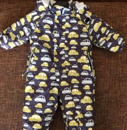 Crockid Coverall