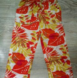 Καλοκαιρινά παντελόνια p. 3-4g.