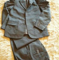 Suit for school
