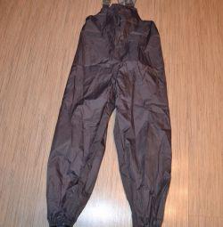 Half-overalls-neumokayka used