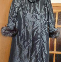 Winter women's down jacket!