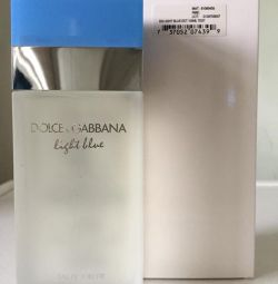 ?Perfume female DOLCE & GABBANA tester