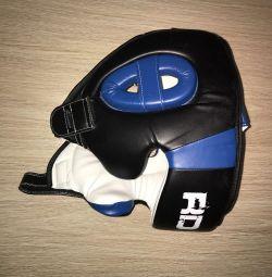Шлем защитный для теквон-до 4-7 лет