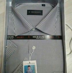 cămașă nouă
