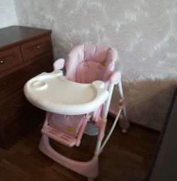 Highchair Happy Baby