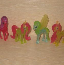 Sweet Pony și Cosmopony de la SWEET BOX
