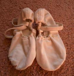 балетки, р. 16-17