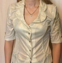 Διάλυμα μπλούζας 44