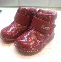Φθινόπωρο παπούτσια άνοιξη