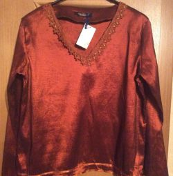 A new Italian blouse