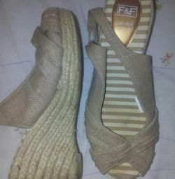 Παπούτσια σεντόνια