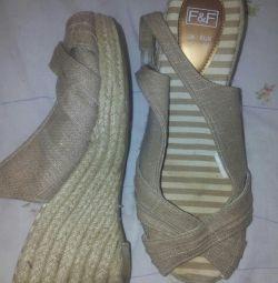 Lenjeria pantofilor