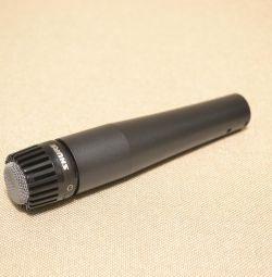 Микрофон инструментальный Shure SM57