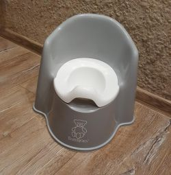 Children's potty
