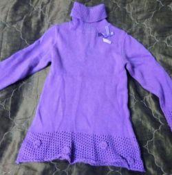 Rochie caldă pentru o fată. futurino 1-3 ani