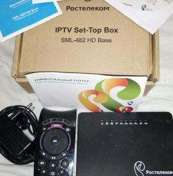 Ραδιόφωνο SML-482HD Set-Top Box IPTV