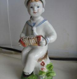 LFZ heykelciği Genç denizci
