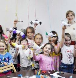 Școala de proiectare pentru copii