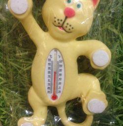 Θερμόμετρο γάτας δρόμου