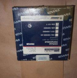 Piston rings Yamz ST 236-131T