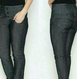 Jeans new size 44