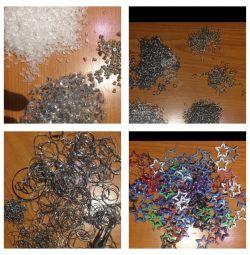 Materials for scrapbooking