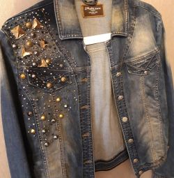 Denim Jacket / Denim