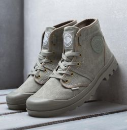 PALLADIUM μπότες