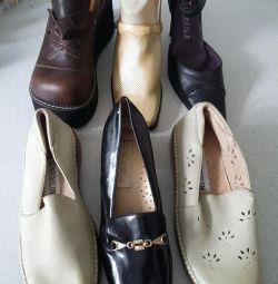 Pantofi Lacuri noi