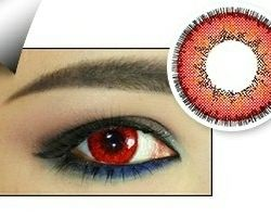 Red lenses -4,5
