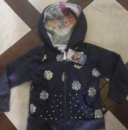 Jacket sweatshirt Disney p 104