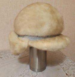 Pălărie de blană