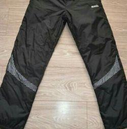 pantaloni de iarna noi 42-44