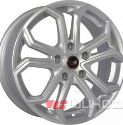 Колесные диски LegeArtis GL17 6.5x16 PCD 5x114.3 ET 45 DIA 54.1 S