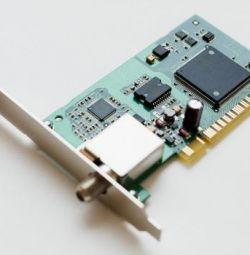 DVB-S карти (супутникові)
