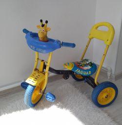 Kid's bicycle