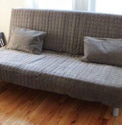 Cushion in the case Beding Ikea