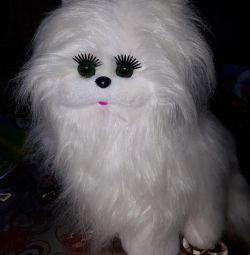 μαλακό σκυλί παιχνιδιών