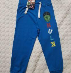 pantolon 104 yeni