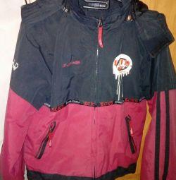 Jacket demi-sezonier de creștere 140 - 146