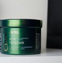Estel curex mask revitalizing vita therapy