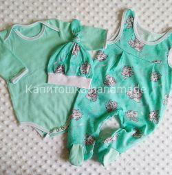 Kit for baby. New
