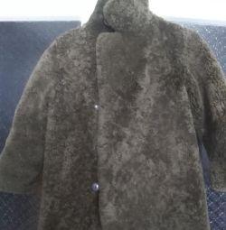 Γούρι παλτό tsigeyka