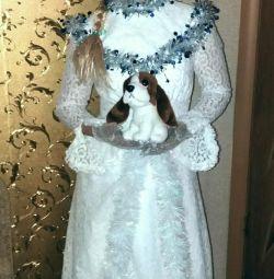 Κοστούμι της Βασίλισσας του Χιονιού