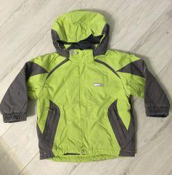 REIMA TEC jacket size 92 + 6