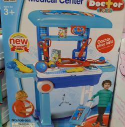 Νέο παιχνίδι παιχνιδιών γιατρού